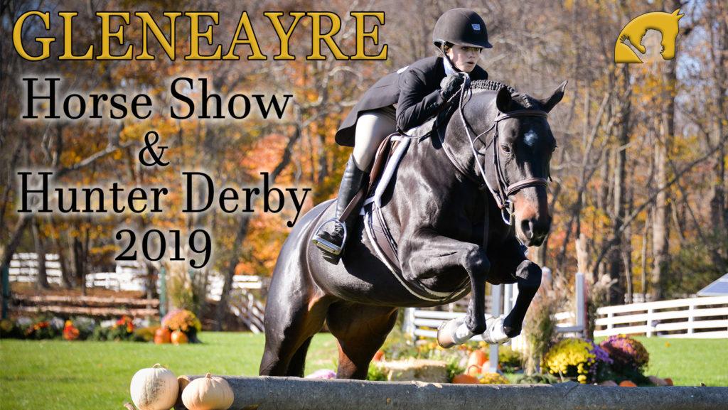 2019 Gleneayre Horse Show & Hunter Derby